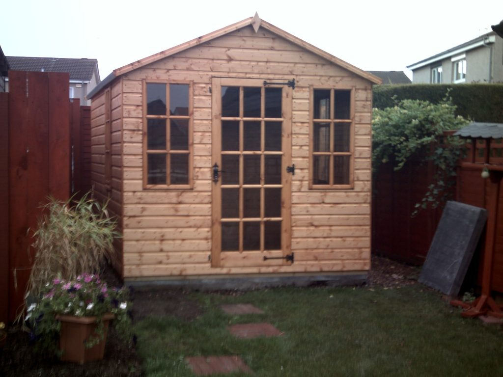 visit our yard in edinburgh for inspiration and friendly advice or contact us for more information - Garden Sheds Edinburgh